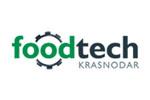 FoodTech Krasnodar 2022. Логотип выставки