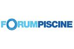 ForumPiscine 2020. Логотип выставки