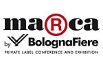 Marca by Bologna Fiere 2021. Логотип выставки