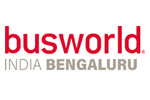 Busworld India 2022. Логотип выставки