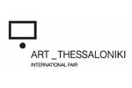 ART THESSALONIKI 2019. Логотип выставки