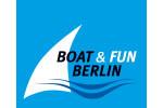 Boat & Fun Berlin 2019. Логотип выставки