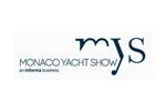 Monaco Yacht Show 2021. Логотип выставки