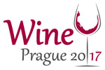 Wine Prague 2017. Логотип выставки