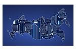 Российская электроника 2021. Логотип выставки