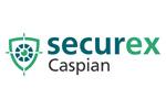 Securex Caspian 2020. Логотип выставки
