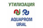 AQUAPROM-URAL 2021. Логотип выставки