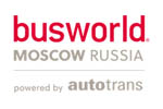 Busworld Russia powered by Autotrans 2019. Логотип выставки