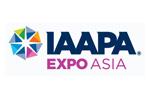 IAAPA Expo Asia 2021. Логотип выставки