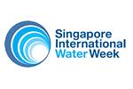 Singapore International Water Week 2022. Логотип выставки