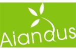 Aiandus / Gardening 2021. Логотип выставки