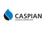 Caspian Oil and Gas 2021. Логотип выставки
