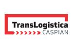 TransLogistica Caspian 2022. Логотип выставки