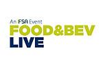 Food & Bev Live 2020. Логотип выставки