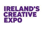 Ireland's Creative Expo 2021. Логотип выставки