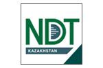 NDT Kazakhstan 2019. Логотип выставки