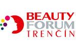 BEAUTY FORUM TRENCIN 2021. Логотип выставки