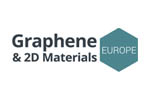 Graphene and 2D Materials 2019. Логотип выставки