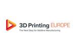 3D Printing Europe 2019. Логотип выставки