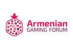 Armenian Gaming Forum 2015. Логотип выставки