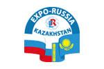 EXPO-RUSSIA KAZAKHSTAN 2021. Логотип выставки