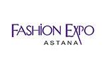 Fashion Expo Astana 2018. Логотип выставки