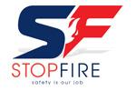 StopFire 2019. Логотип выставки