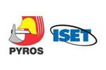 PYROS / ISET 2021. Логотип выставки