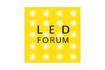 LED FORUM 2020. Логотип выставки