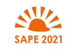 SAPE - КОМПЛЕКСНАЯ БЕЗОПАСНОСТЬ ТРУДА 2020. Логотип выставки