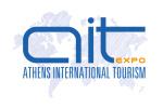 Greek Tourism Expo / ATHENS INTERNATIONAL TOURISM EXPO 2019. Логотип выставки