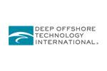 Deep Offshore Technology International 2018. Логотип выставки