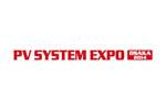 PV SYSTEM EXPO OSAKA 2018. Логотип выставки