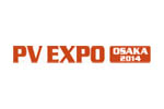 PV EXPO OSAKA 2020. Логотип выставки