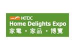Home Delights Expo 2021. Логотип выставки