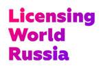 Licensing World Russia 2022. Логотип выставки