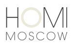 HOMI Moscow 2016. Логотип выставки