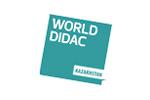 WORLDDIDAC KAZAKHSTAN 2021. Логотип выставки