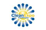 CleanExpo Kazakhstan 2021. Логотип выставки