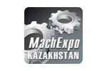 MachExpo Kazakhstan 2020. Логотип выставки