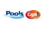 Gym & Pools 2020. Логотип выставки