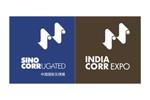 SinoCorrugated - IndiaCorr Expo 2021. Логотип выставки