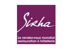 Sirha Lyon 2021. Логотип выставки