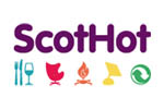 ScotHot 2021. Логотип выставки