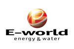 E-World Energy and Water 2020. Логотип выставки
