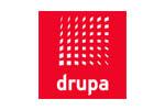 Drupa 2021. Логотип выставки