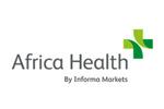 Africa Health 2020. Логотип выставки