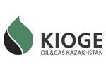 KIOGE 2021. Логотип выставки