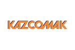 Kazcomak 2021. Логотип выставки