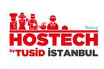 HOSTECH by Tusid 2020. Логотип выставки